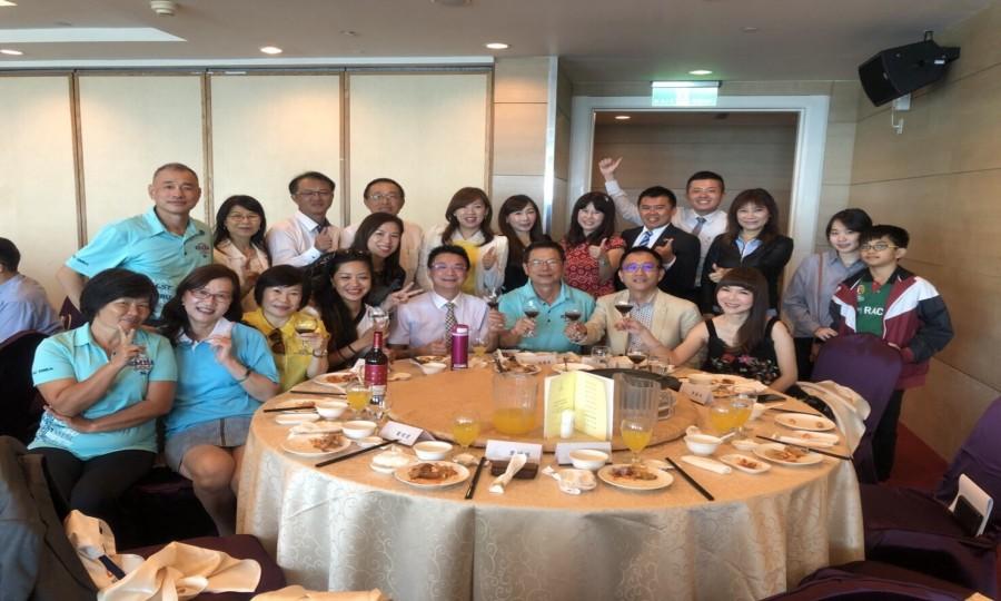 烱輝理事長出席第三屆南分會第一次理監事會議