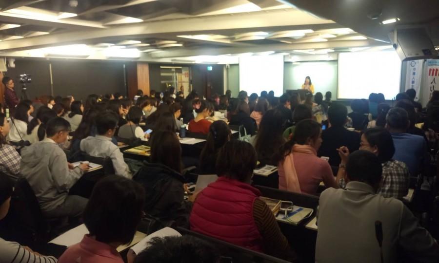 CSU和中華人事主管協會聯合講座
